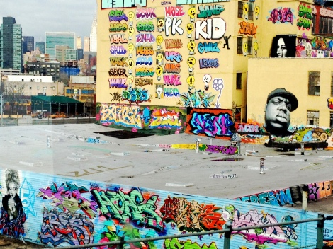 5POINTZ: View from the Subway