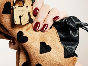 Burberry Ox Blood Nail Polish no.303